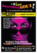 Shoreditch Got Soul @ Blues Kitchen