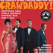 Crawdaddy! with guest DJ Alan Handscombe