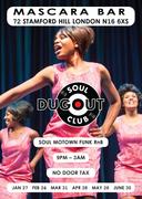 DUGOUT SOUL CLUB