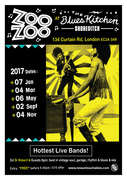 ZOO ZOO 2 @ Blues Kitchen (Shoreditch)