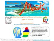 Global Learning Festival 2016 in Mauritius