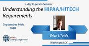 Understanding the HIPAA/HITECH Requirements