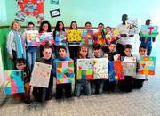 L'Art à L'école Année 2019