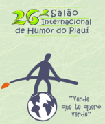 26º Salão Internacional de Humor do Piauí