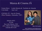 Música & Cinema (Ivaldo Moreira e Paulinho de Almeida)
