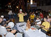 Apresentação quinzenal da Mesa de Samba no Mamulengo