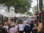 24th Annual Las Olas Art Fair Part II