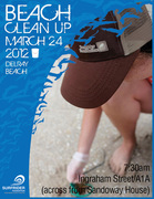 Surfrider Foundation Palm Beach County Chapter Beach Cleanup