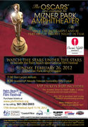 The Oscars are coming to Mizner Park Amphitheater