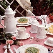 - Mother and Daughter Garden Tea Party
