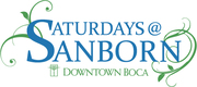 Saturdays@Sanborn Fit & Fun In Downtown Boca