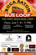 The First Boca Raton Bus Loop!
