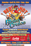 Red Hot Blues Cruise - Hot Peppers, Great Blues, Cool Cars