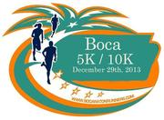Boca 10K Run & 5K Run/Walk Benefiting The Boca Raton Firefighter and Paramedic Benevolent Fund  in support of the  Children's Burn Foundation of Florida, Inc.