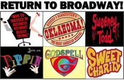"SHOWTIME Showstoppers perform ""Return To Broadway"" at WILLOW THEATRE!!!!"