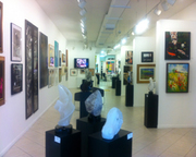 April 2013 Artists' Guild Gallery Juried Art Exhibition