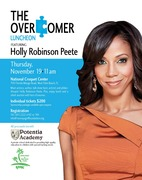 """2nd Annual """"The Overcomer"""" Luncheon featuring Holly Robinson Peete"""