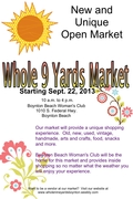 Whole 9 Yards Market