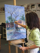 Fall Art Classes Begin
