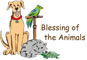 Blessing of the Animals at Unity of Delray Beach Church