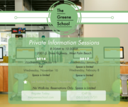 The Greene School Private Information Session