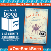 One Book Boca: Sy Montgomery Author Talk & Book Signing