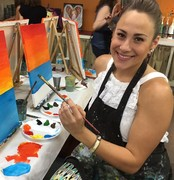 """Gals' Afternoon Out"" Summer Camp Paint Party"