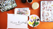 Boca Screening: The Creative Process: Artists at Work & Portraits in Creativity, Maira Kalman