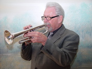 The Glyn Dryhurst Dixieland Jazz Band at Arts Garage August 11