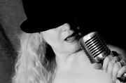 Amy Arlo & Almost Blue at Arts Garage Sept 22