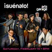 Suenalo at Arts Garage February 10