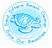 Sand Sifters Beach Clean Up