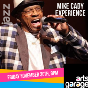 The Mike Cady Expereince at Arts Garage