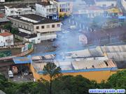 Incendio Santanense - Pará de Minas
