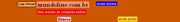 Loja Virtual - MUNDOLINE