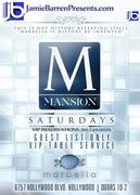 Mansion Saturdays at Marbella Hollywood