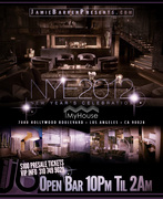 MyHouse Hollywood New Years Eve 2012