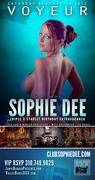Adult film star Sophie Dee Birthday Bash