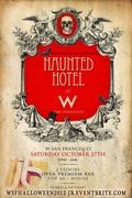Haunted W San Francisco Halloween 2012
