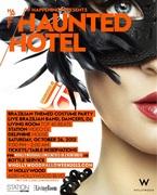 Haunted W Hotel Hollywood Halloween 2013 October 26