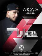 DJ Vice @ Create Hollywood