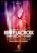 Adult Star Remy LaCroix Birthday at Supperclub LA