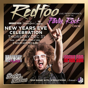 NYE: Redfoo at Bootsy Bellows 2016