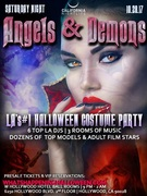 Angels Demons | LA Halloween Costume Ball