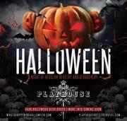 Halloween Night   Play House Night Club 2017