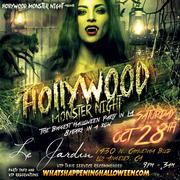 Halloween   Hollywood Monster Night