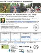 Speaking and Workshop Series: Mark Morey on Culture, Nature and Community Resilience