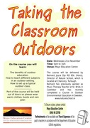 Taking the Classroom Outdoors