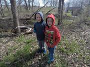 Shed Hunt - Earth Day Celebration