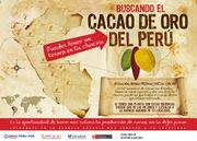 BUSCANDO EL CACAO DE ORO DE PERU